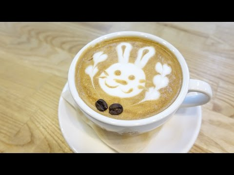 Bunny :: Latte Art