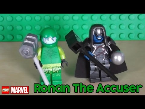 Ronan The Accuser - LEGO MARVEL (Guardians Of The Galaxy ...