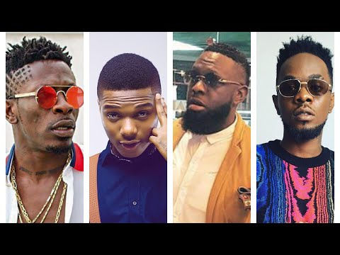 Shatta Wale does Diss Track For Wizkid, Timaya & Patoranking!