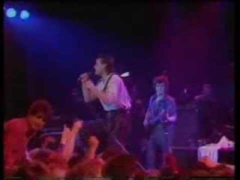 Boomtown Rats - Rat trap - live 1979