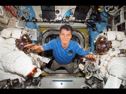 Life in Space - Paolo Nespoli