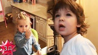 ДЕТИ ПУГАЧЕВОЙ И ГАЛКИНА: Лиза и Гарри считают свои таланты, ноябрь 2017!