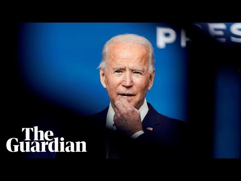 Joe Biden announces Pete Buttigieg as transportation nominee – watch live