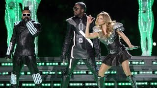 Black Eyed Peas Prepare for UCL Final