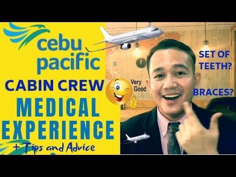 HOW TO PASS THE MEDICAL EXAM/REQUIREMENTS FOR CABIN CREW | TEETH REQUIREMENTS | EPISODE 5 - FJ