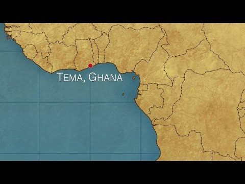 Tema, Ghana - Port Report