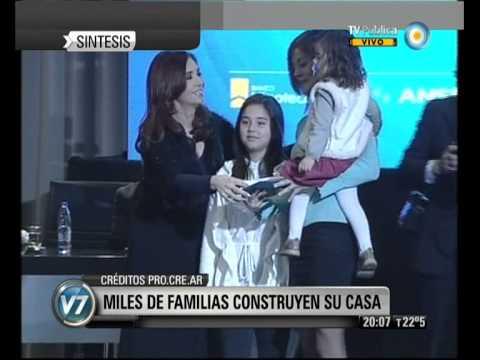 Видео Créditos del banco nación argentina