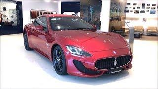Maserati GranTurismo Sport 2016 | Real-life review