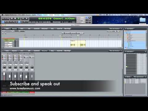 Native Instruments Cuba (Tutorial) 2/3