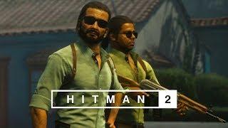 Hitman 2 – трейлер «Колумбия»