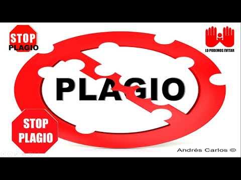 ¿Qué es el Plagio académico?