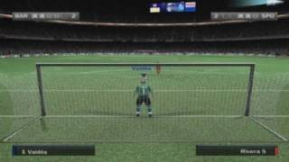 FIFA 12 PS2 - Penalty Shootout HD