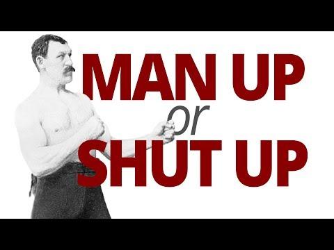 The Vortex—Man Up or Shut Up