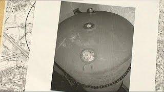 Massive World War II bomb found in Dortmund