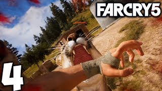 Far Cry 5. Прохождение. Часть 4 (Ферма. Пёс Бумер)