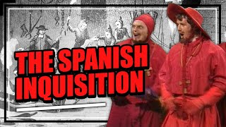 History of the Spanish Inquisition