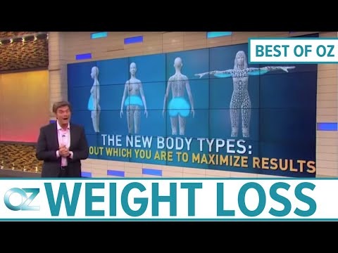 How to Lose Weight According to Your Body Type – The Best Of Oz