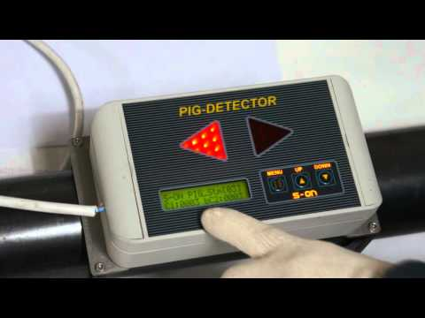 PIG Detector signaller