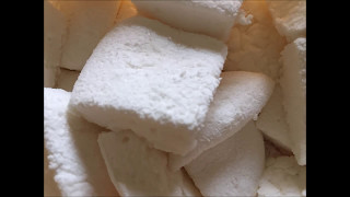 Easy 3 ingredient Marshmallows Recipe