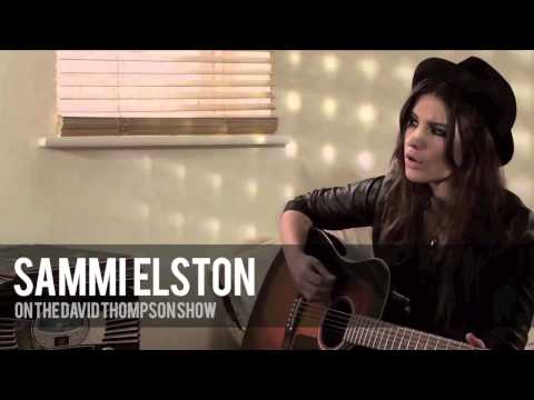 The David Thompson Show: Interview With Sammi Elston