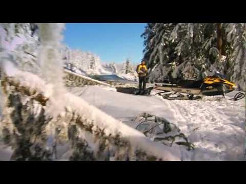 2013 Ski-Doo Skandic and Tundra