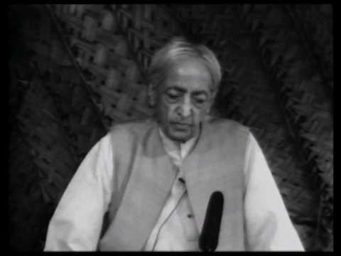 What Has Happened To The Wisdom Of The Indian Mind? | J. Krishnamurti