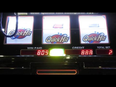 Black And White Double Jackpot Slot Machine