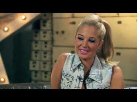Tulisa Contostavlos about giving dating advice to Little Mix's Perrie Edwards about Zayn Malik