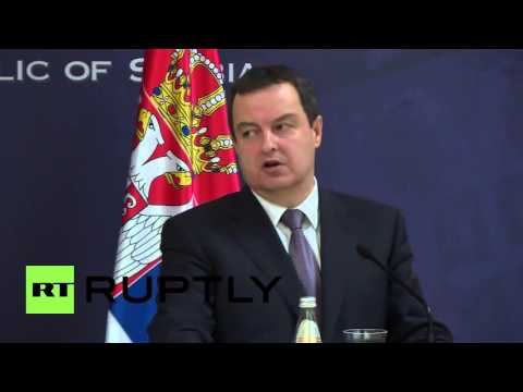 Serbia: Russian Deputy PM discusses military cooperation with Serbia
