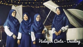 Download lagu (BAPER) Halaqah Cinta Cover by Dazzling