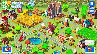 New Township kids games 2019⚡  Full funny game  ???????? Android Game Play [HD]????????????