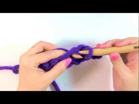 Häkeln Lernen Für Anfänger Kettmaschen Häkeln We Are Knitters