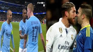 Best Fight Football & Angry Moments ● Neymar, Cristiano, Messi, Ramos  More