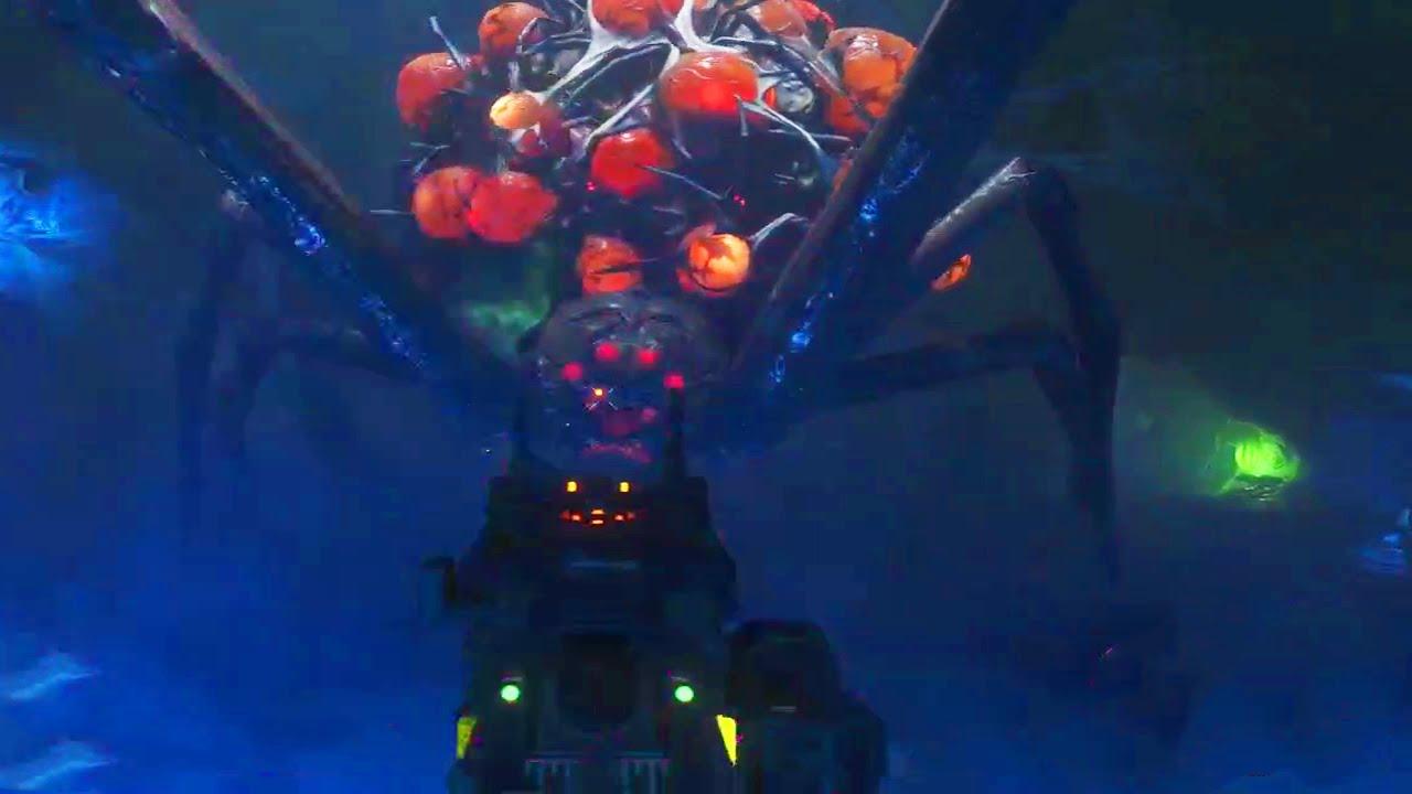 Giant Spider Boss Fight  Free Widows Wine - Zetsubou No -1143