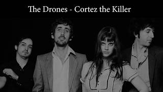 The Drones - Cortez the Killer, live Holland 2005