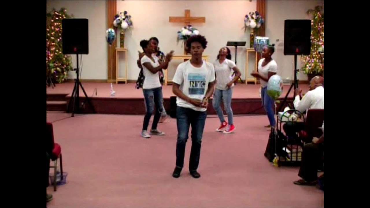 SCC Youth Praise Dance   Everlasting God by William Murphy