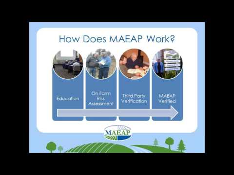 MAEAP Phase 1 Powerpoint (2014)