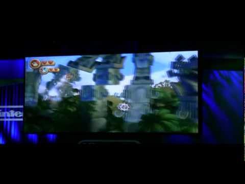 Nintendo E3 2010 Part 12: Donkey Kong Country Returns Presentation