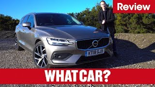 2020 Volvo V60 review - the ultimate all-round estate car?  What Car?