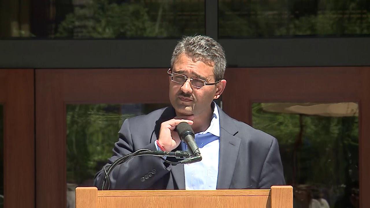 Amit Seru: 2018 Stanford MBA Distinguished Teaching Award