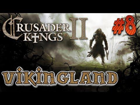 Crusader Kings 2 - En riktig Viking - Vikingland - 8 Svenska