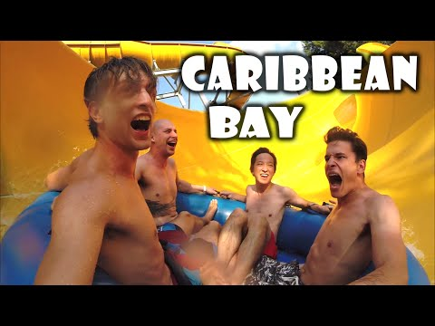 Caribbean Bay Korea | World's Largest In/Outdoor Water Park [GoPro Hero 3+]