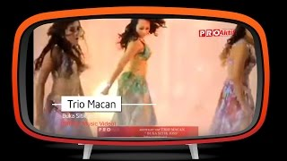 Trio Macan - Buka Sitik Joss (Official Music Video)