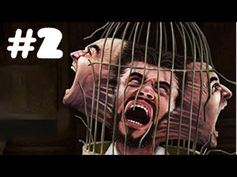 Психоделическая игра, Годный Хоррор про психопата! Rise of Insanity прохождение #2