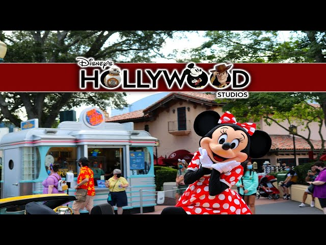 🔴LIVE: Disney's Hollywood Studios - Walt Disney World Live Stream