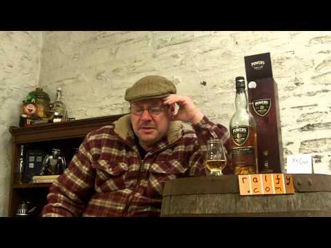 whisky review 347 - Powers 'Johns Lane' Pot Still Whiskey