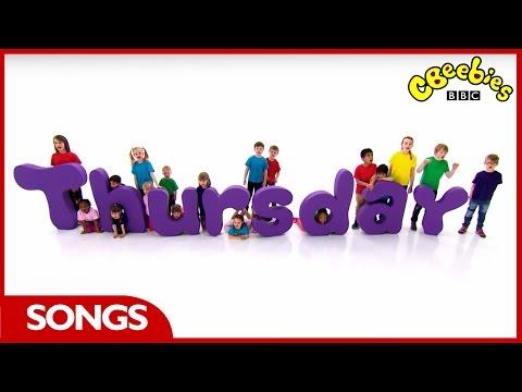 CBeebies: Thursday Song