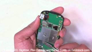 Huawei M835 Screen Disassemble/Take Apart/Repair Video Guide
