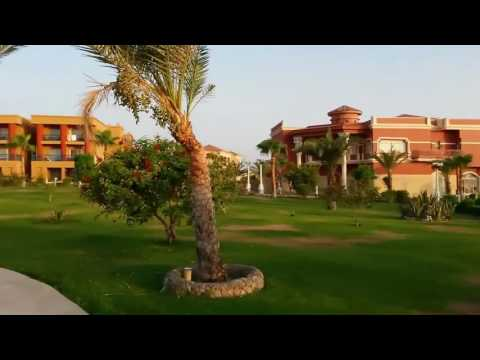Hotel TITANIC BEACH SPA AQUA PARK - HURGHADA - EGYPT Ägypten - Urlaub Silvester 2014/2015