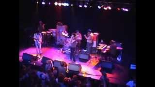 The Mars Volta - Roulette Dares (The Haunt Of) - Live 10.18.03 Ottawa
